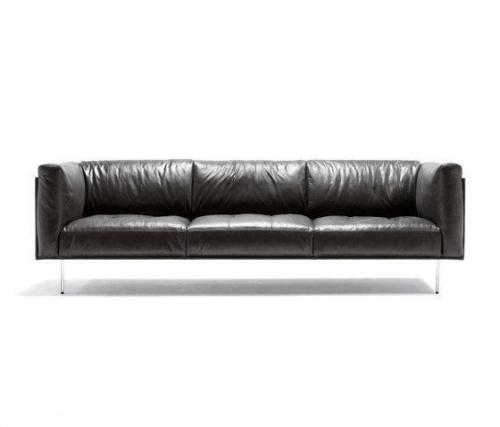 Living Divani,Sofas,brown,couch,furniture,leather,room,sofa bed,studio couch