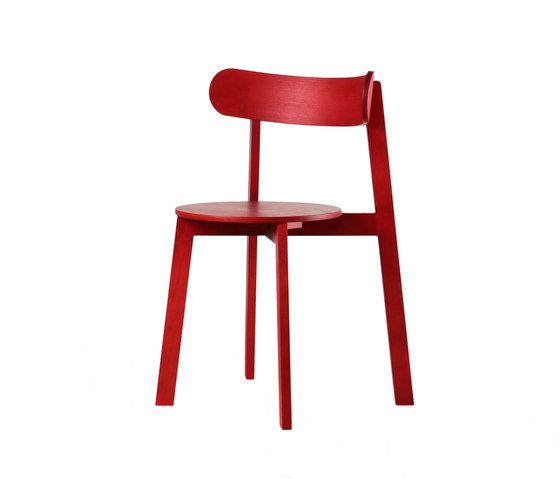 Branca-Lisboa,Dining Chairs,chair,furniture,red