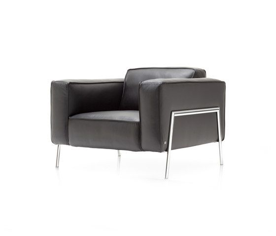 Rolf Benz,Lounge Chairs,chair,club chair,furniture,leather