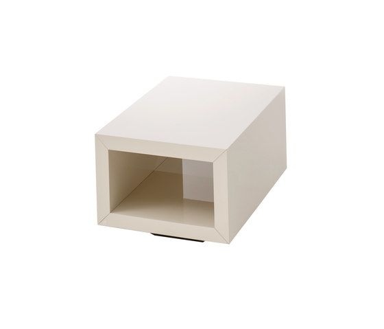 Wittmann,Bedside Tables,beige,furniture,table