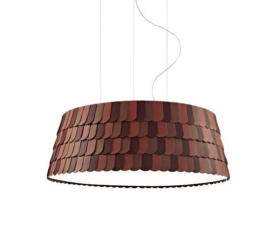 Fabbian,Pendant Lights,brown,ceiling,ceiling fixture,chandelier,copper,lamp,lampshade,light fixture,lighting,lighting accessory