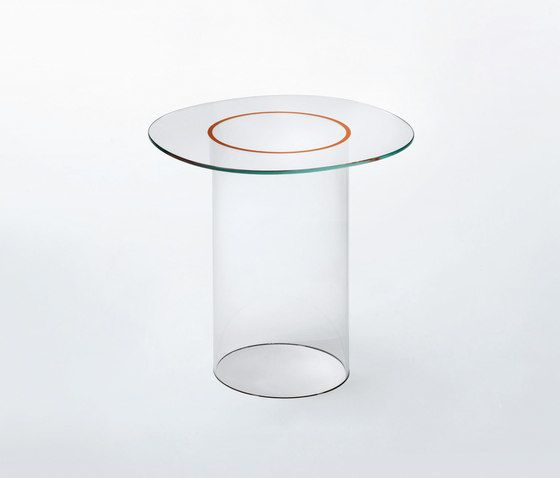 Glas Italia,Coffee & Side Tables,cylinder,table