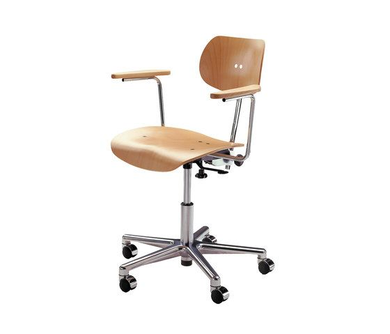 Wilde + Spieth,Office Chairs,beige,chair,furniture,office chair