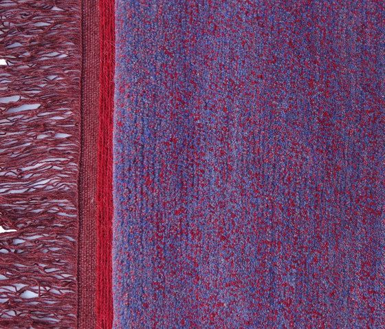 REUBER HENNING,Rugs,blue,maroon,red