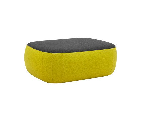 Softline A/S,Stools,furniture,stool,yellow
