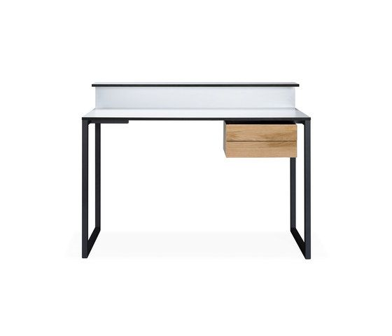 Janua / Christian Seisenberger,Office Tables & Desks,computer desk,desk,furniture,rectangle,sofa tables,table,writing desk