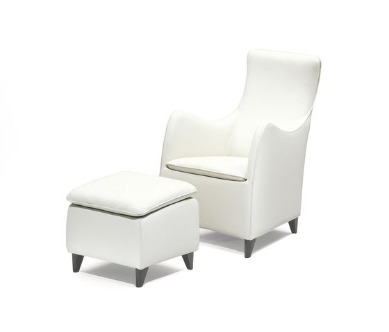 Wittmann,Armchairs,chair,club chair,furniture,line,product,white