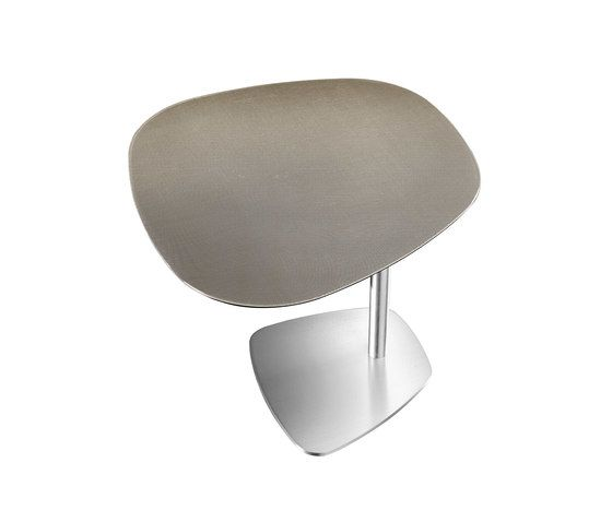 Fumo lacquered Top, 48x45x52 cm,Reflex,Coffee & Side Tables,bar stool,beige,furniture,table