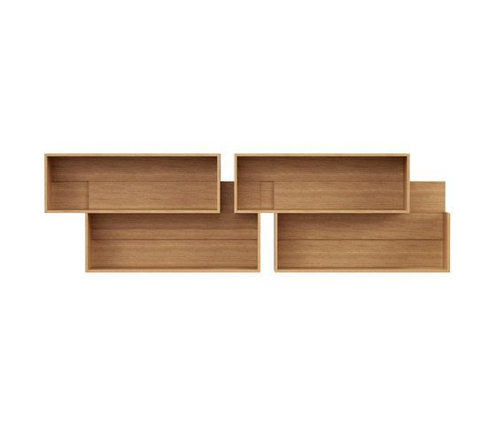 New Tendency,Cabinets & Sideboards,furniture,plywood,shelf,shelving,wall,wood