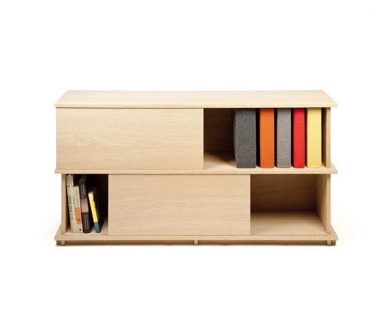 OBJEKTEN,Cabinets & Sideboards,bookcase,furniture,shelf,shelving,sideboard,table