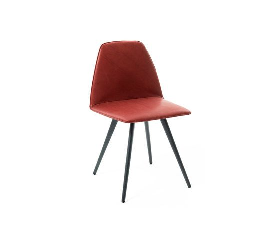 Discipline,Office Chairs,chair,furniture,maroon,red