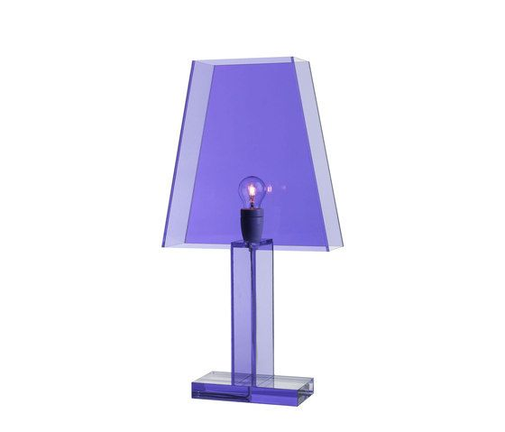 Bsweden,Table Lamps,lamp,light fixture,purple,violet
