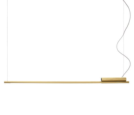 Vertigo Bird,Pendant Lights,brass,rectangle