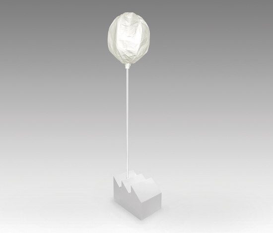 Vertigo Bird,Floor Lamps,balloon,lamp,light fixture