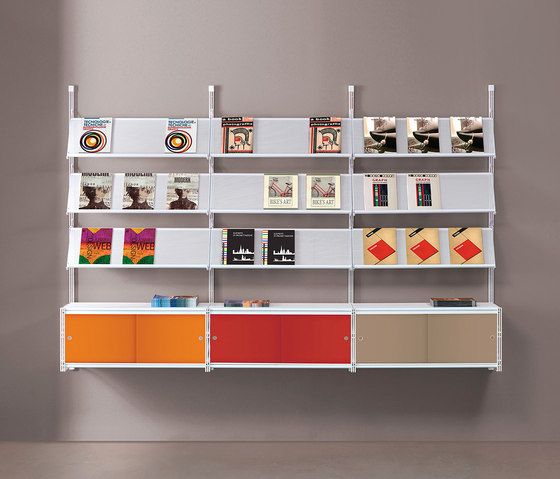Caimi Brevetti,Bookcases & Shelves,bookcase,display case,furniture,interior design,material property,product,room,shelf,shelving,wall