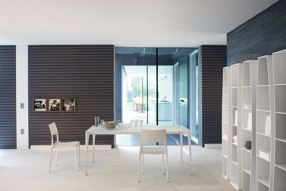 Bonaldo,Dining Tables,architecture,building,floor,flooring,furniture,home,house,interior design,material property,property,room,tile,wall