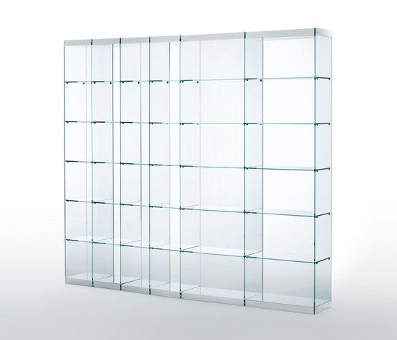 Glas Italia,Bookcases & Shelves,display case,furniture,shelf,shelving