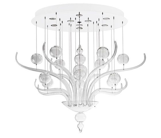 Fabbian,Chandeliers,candle holder,ceiling,ceiling fixture,chandelier,light fixture,lighting