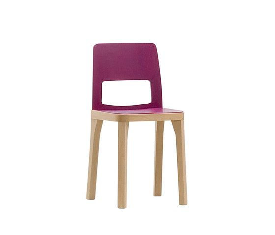 HUSSL,Dining Chairs,chair,furniture,magenta