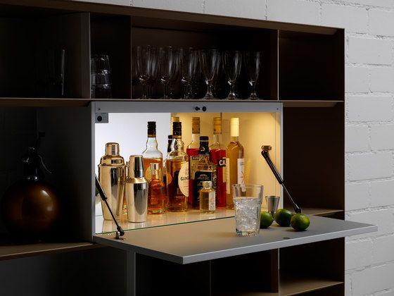 Müller Möbelfabrikation,Bookcases & Shelves,cabinetry,countertop,cupboard,furniture,interior design,kitchen,room,shelf,shelving,wine bottle