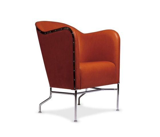 Källemo,Armchairs,chair,club chair,furniture,orange