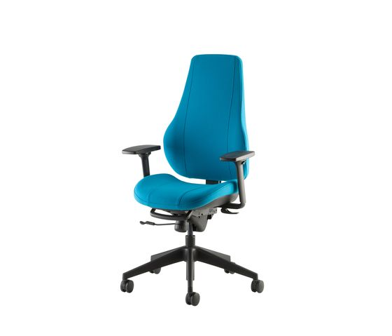 Isku,Office Chairs,chair,furniture,line,office chair,plastic,turquoise