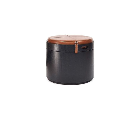 Wildspirit,Footstools,brown,lid