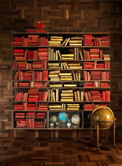 string furniture,Bookcases & Shelves,furniture,wall