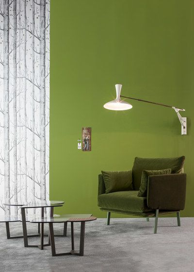 Bonaldo,Armchairs,coffee table,design,floor,flooring,furniture,green,interior design,lamp,light fixture,lighting,material property,room,table,wall,wood