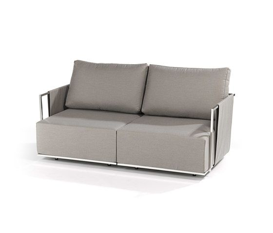 Fischer Möbel,Outdoor Furniture,beige,chair,couch,furniture,loveseat,sofa bed,studio couch