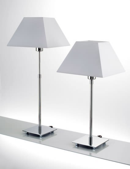 DECOR WALTHER,Table Lamps,furniture,lamp,lampshade,light fixture,lighting,lighting accessory,material property,rectangle,table