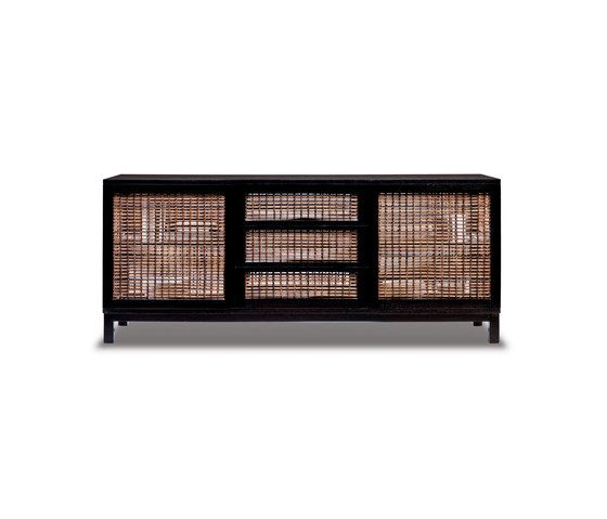 Kenneth Cobonpue,Cabinets & Sideboards,cage,furniture,product,sideboard,table
