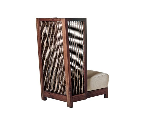 Kenneth Cobonpue,Lounge Chairs,brown,furniture,table