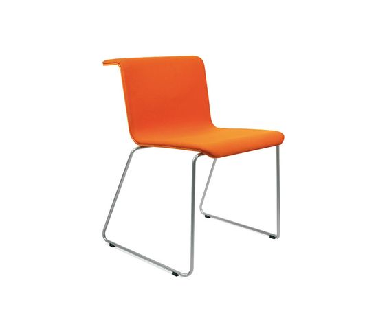 BULO,Dining Chairs,chair,furniture,orange