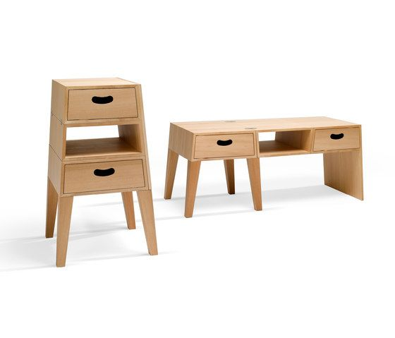 Röthlisberger Kollektion,Coffee & Side Tables,computer desk,desk,drawer,furniture,nightstand,table,wood,writing desk