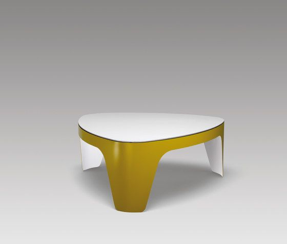 Müller Möbelfabrikation,Coffee & Side Tables,coffee table,design,furniture,material property,stool,table,yellow