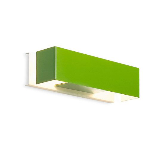 Mawa Design,Wall Lights,ceiling,green,light,lighting,material property,rectangle,shelf,wall