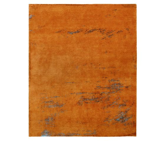 REUBER HENNING,Rugs,brown,orange,text