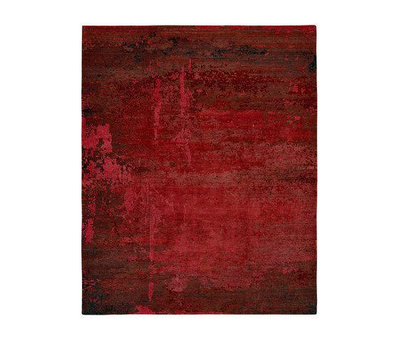 REUBER HENNING,Rugs,maroon,red