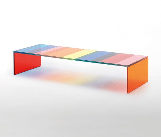 Glas Italia,Coffee & Side Tables,coffee table,furniture,line,material property,product,rectangle,table