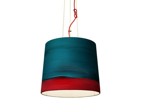 mammalampa,Pendant Lights,ceiling,ceiling fixture,cylinder,light,lighting,teal,turquoise