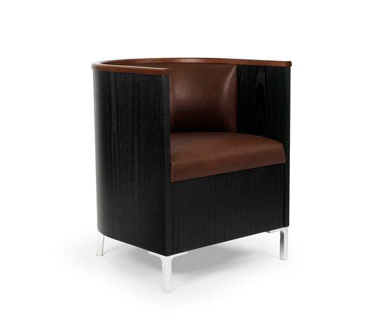 Källemo,Lounge Chairs,brown,chair,club chair,furniture