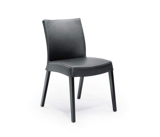 Wittmann,Dining Chairs,black,chair,furniture,leather