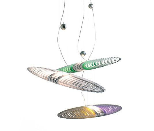 LUCEPLAN,Pendant Lights,feather