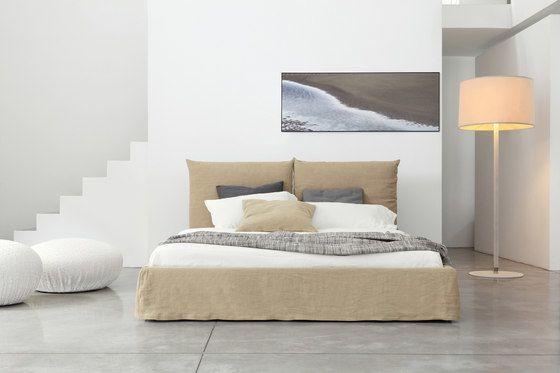 Bonaldo,Beds,bed,bed frame,bed sheet,bedroom,floor,furniture,interior design,mattress,property,room,wall