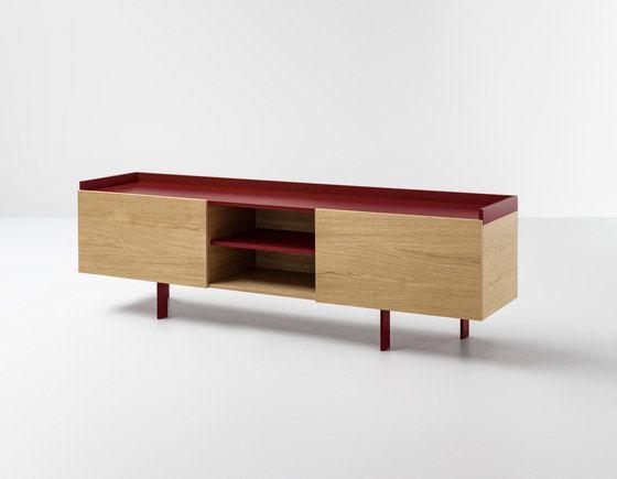 Bonaldo,Cabinets & Sideboards,furniture,rectangle,sideboard,table,wood