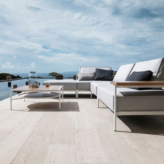 Gloster Furniture,Coffee & Side Tables,architecture,coffee table,design,floor,furniture,house,interior design,outdoor furniture,property,roof,room,sky,sunlounger,table