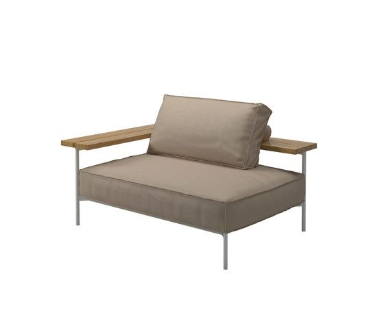 Gloster Furniture,Outdoor Furniture,beige,chair,furniture,outdoor furniture,studio couch