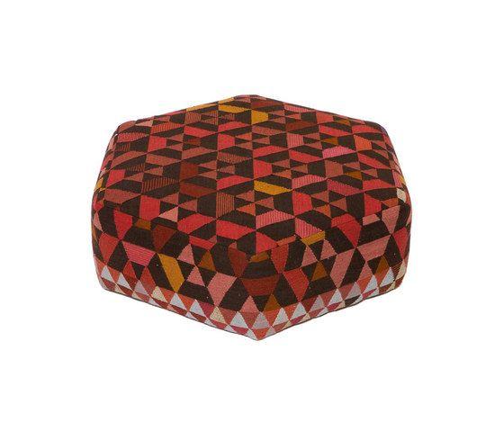 GOLRAN 1898,Footstools,orange,pouf