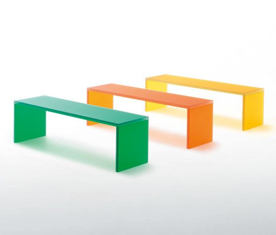 Glas Italia,Benches,bench,coffee table,design,furniture,line,table
